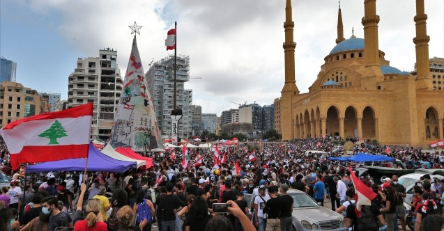 Lübnan'da yeni bir Arap Baharı mı başlıyor?