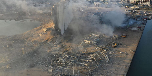 Lübnan'daki patlama sonrası flaş iddia! Zehirli gazlar KKTC'ye ulaşır mı?