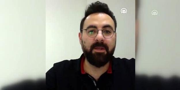 Lübnanlı doktordan büyük vefa örneği!