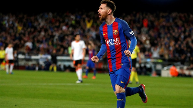 Luis Enrique: Messi'nin rakamları inanılmaz