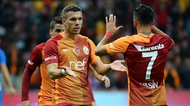 Lukas Podolski: En iyi oynadığım yer forvet