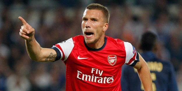 Lukas Podolski'de flaş gelişme