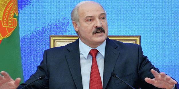 Lukaşenko: Ülkemi o iki ülke karıştırıyor!
