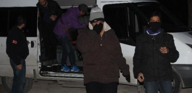 Lüks otele DAEŞ baskını! 4 kişi yakalandı