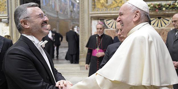 Lütfullah Göktaş'tan 'Papa' paylaşımı