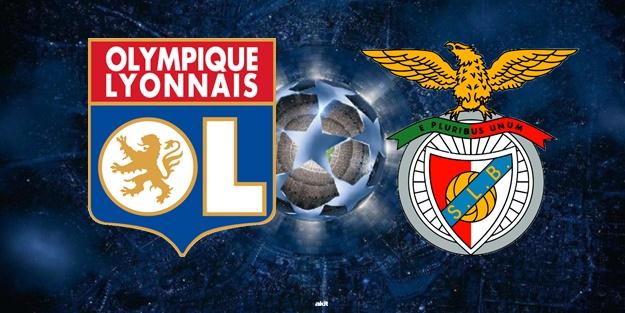 Lyon Benfica maçı ne zaman saat kaçta hangi kanalda?