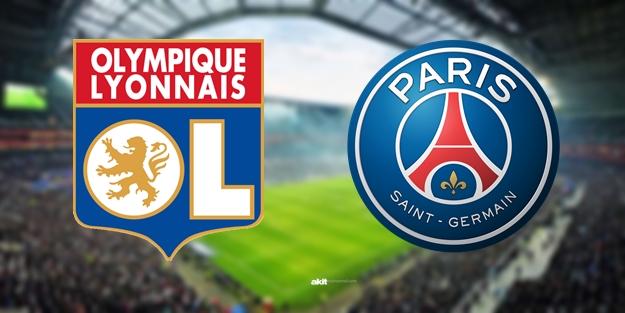 Lyon PSG maçı ne zaman saat kaçta? Maç hangi kanalda?