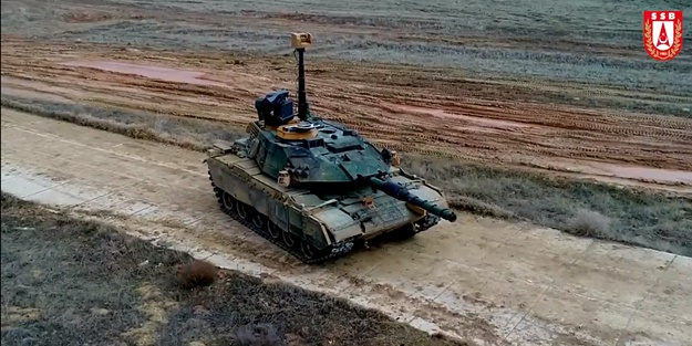 M60T tank modernizasyonları tamamlandı