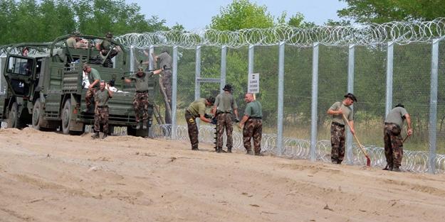 Macaristan'dan mültecilere insanlık dışı elektrikliönlem!