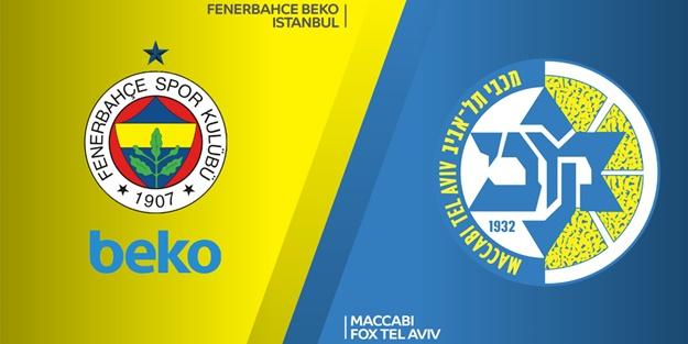 Maccabi FOX Fenerbahçe Beko basket maçı ne zaman? Fenerbahçe Beko maçı saat kaçta hangi kanalda?