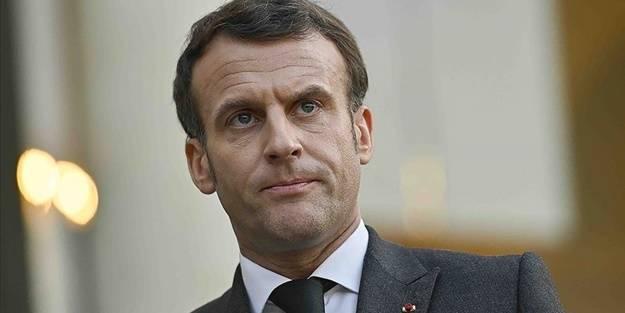Macron bu kez Polonya'yı tehdit etti