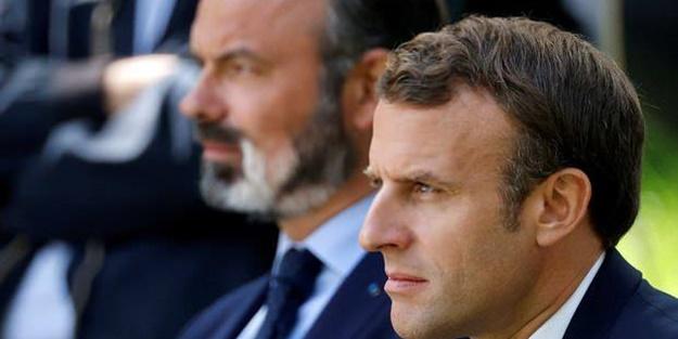 Macron kan kaybediyor! Fransa'da toplumsal ve ekonomik krizler başbakanı istifaya götürdü