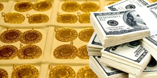 Macron ve Trump'ın açıklamalarıyla altın ve dolar hareketlendi
