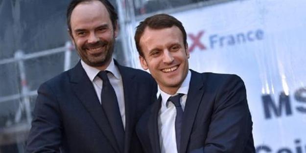 Macron yeni başbakanını atadı