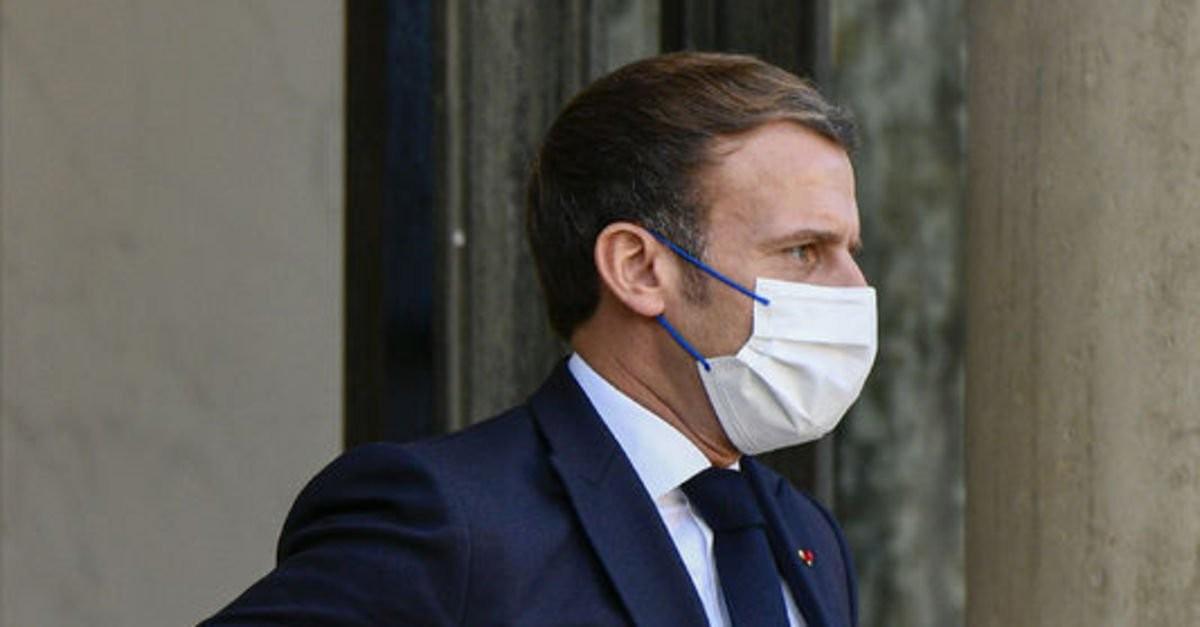 Macron'dan Ermenilere yardım