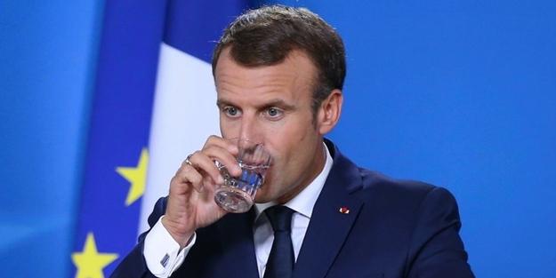 Macron'dan 'koronavirüs' itirafı!