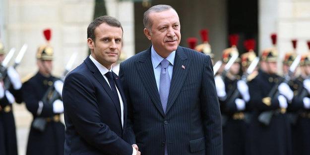 Macron'dan Türkiye itirafı: AB artık...