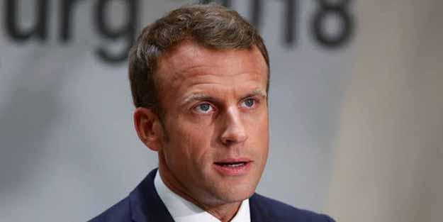 Macron'un beyin ölümü: Fransa'da hayat durdu!