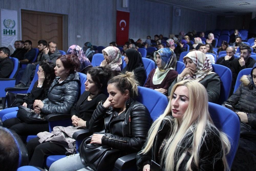 'Madde bağımlılığına hayır' konferansı