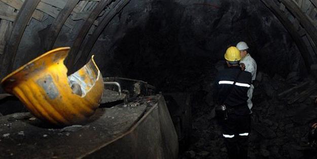 Bir maden faciası daha: 1 ölü