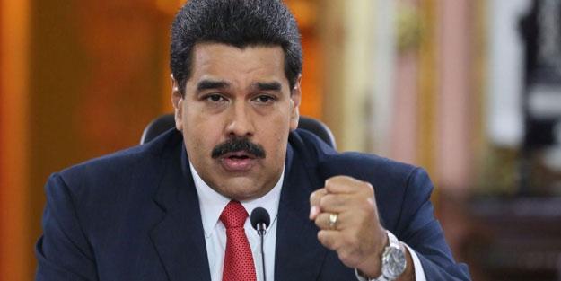 Maduro 2 ülkeyi komplo kurmakla suçladı