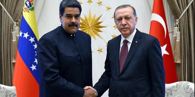 Maduro altınları neden Türkiye'ye getiriyor? Rus isimden açıklama geldi