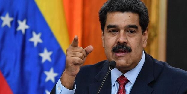 Maduro: Guaido Venezüella