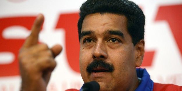 Maduro kirli planı açıkladı: Venezuela'yı almak için savaş...