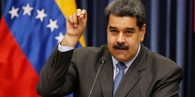 Maduro, Trump'ı yerin dibine soktu