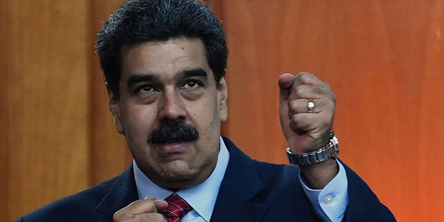 Maduro'dan ABD tepkisi