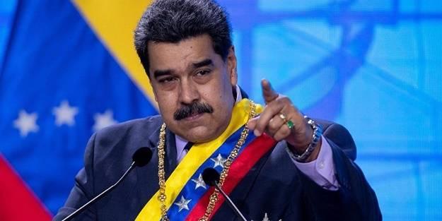 Maduro'dan sürpriz açıklama: Zamanı geldi
