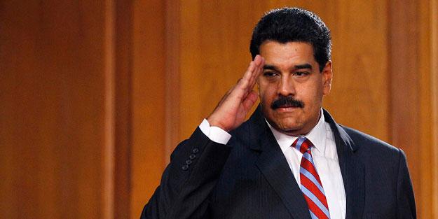 Maduro'nun en yakınındaki isimde virüs çıktı