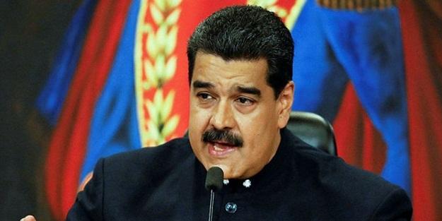 Maduro'yu devirmek için gelmişlerdi! Soğuk duş
