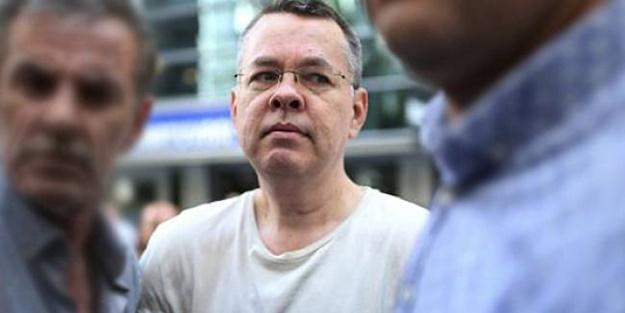 Mahkemeden Brunson'ın talebine ret