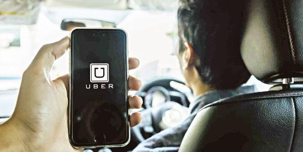 Mahkemeden flaş Uber kararı!