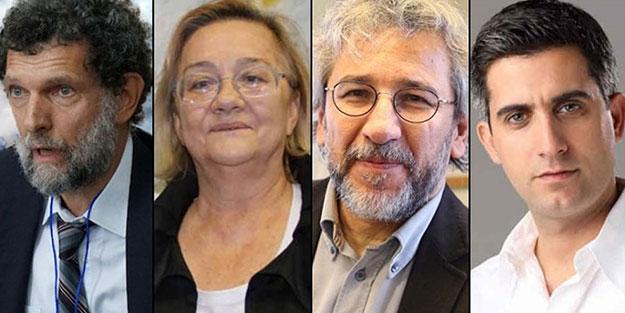 Mahkemeden skandal Osman Kavala kararı
