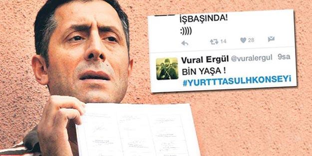 Mahkemeden skandal karar! Darbe çağrısına katılan Vural Ergün serbest bırakıldı