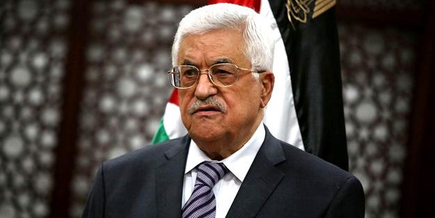 Mahmud Abbas BM'yi işaret etti: Büyük bir mücadele vereceğiz