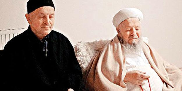 Mahmut Ustaosmanoğlu Hocaefendi'nin acı günü