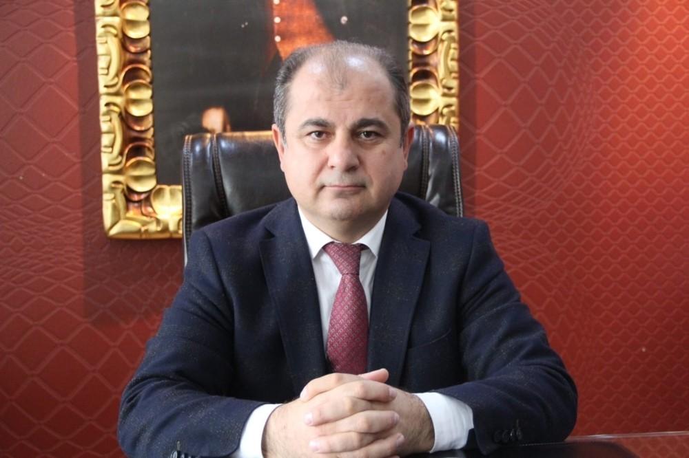 Malatya Baro Başkanı Han'dan HSK'ya tepki