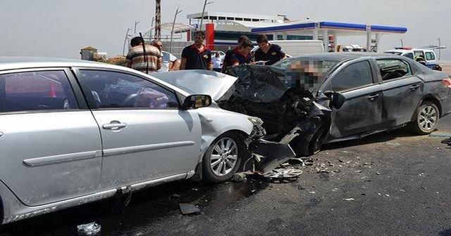 Malatya-Kayseri karayolunda korkunç kaza: 4 ölü