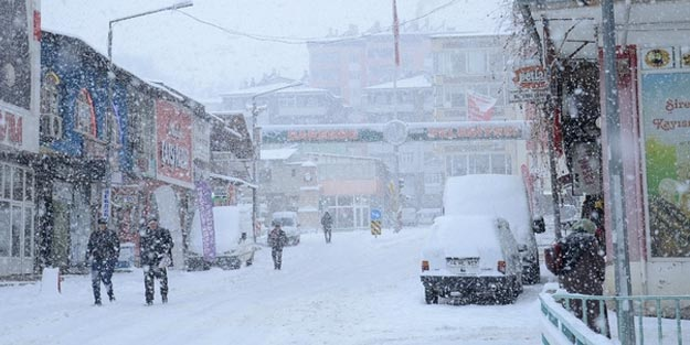 Malatya okullar tatil mi? Malatya'da okullar tatil mi son dakika 6 Aralık