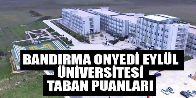 Malatya Turgut Özal Üniversitesi taban puanları 2019 YÖK atlas