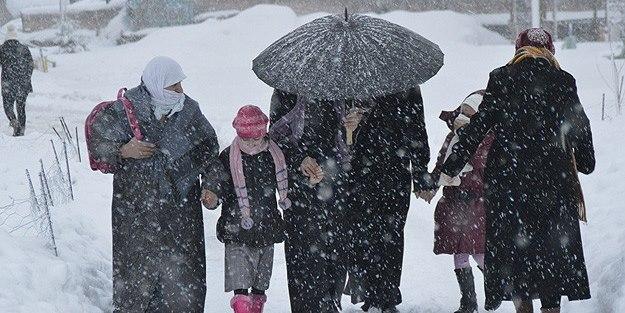 Malatya yarın okullar tatil mi son dakika Malatya kar tatili 8 Şubat