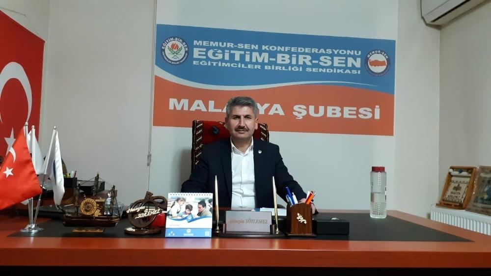 Malatya'da Memur-Sen'in 28 yıllık icraatları anlatıldı