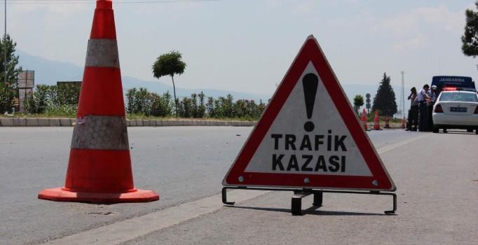 Malatya'da trafik kazası: 5 kişi yaralandı