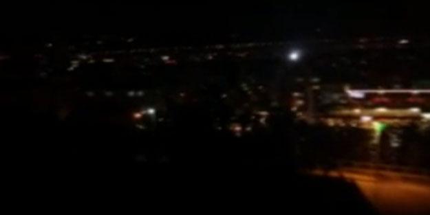 Malatya'daki depremden ilk görüntüler