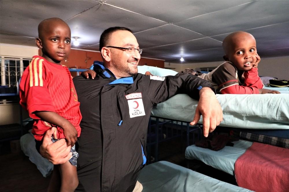 Malatya'dan Kenya'ya kayısı ikramı
