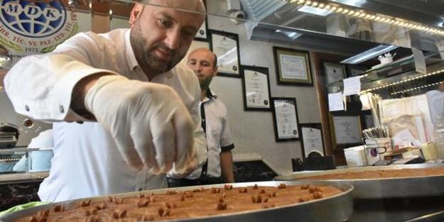 Malatyalı tatlıcılardan Antep fıstığı boykotu