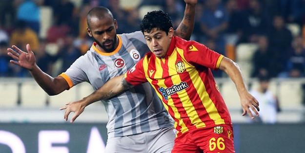 Malatyaspor son anda Galatasaray'dan 1 puanı kaptı!